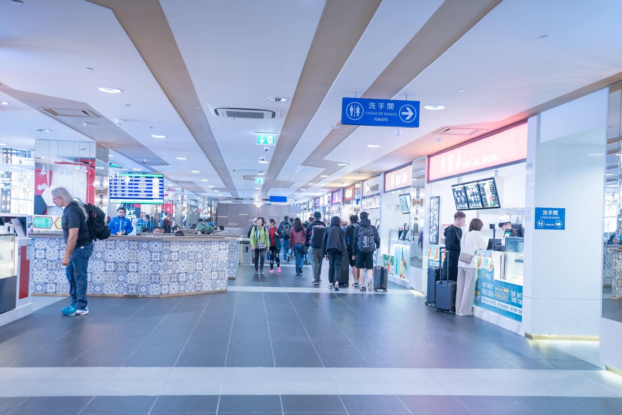 Taipa Ferry Terminal2