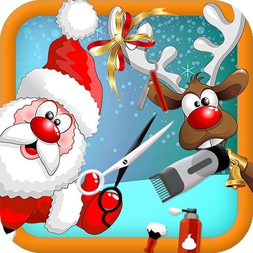 Santa Christmas Hair Salon 2017 (game)