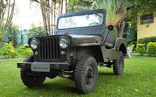 Willys Jeep Rent São Paulo
