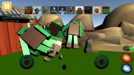 Ragdoll Monster Sandbox - ragdoll physics sandbox v23 de.gamequotes.net 1