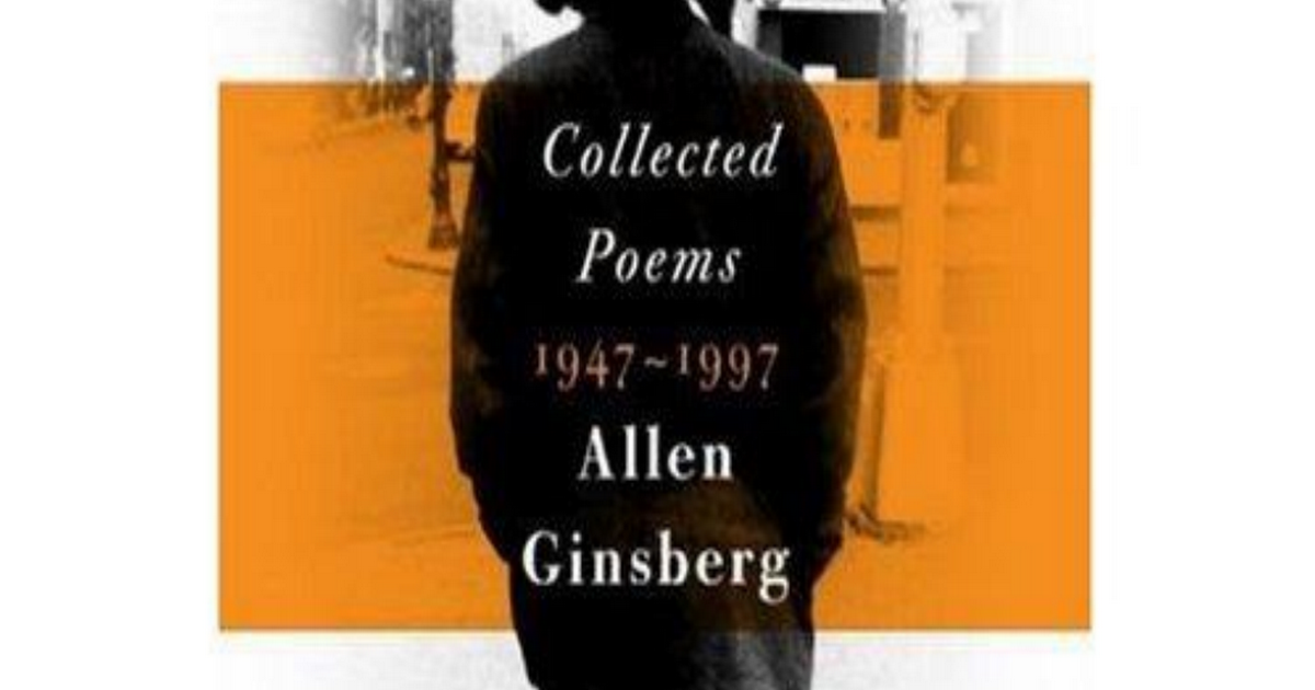 Collected Poems 1947 1997 Allen Ginsbergpdf Google Drive