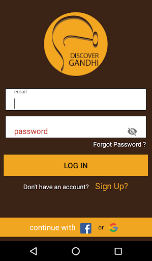 Discover Gandhi screenshots 1