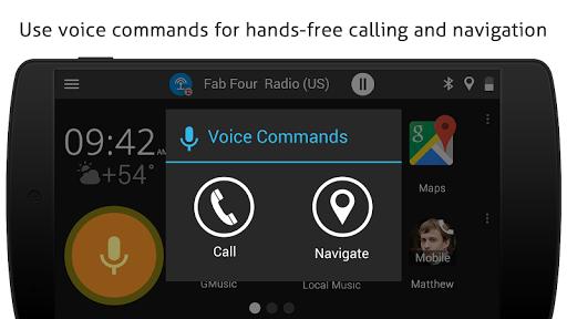 DashLinQ Car Driving Mode App v3.1.1.0 [Premium]