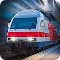 Superfast Bullet Train Racing icon