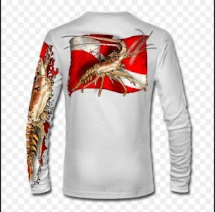 Red Lobster T-shirt - náhled