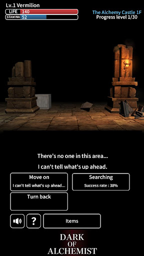 Télécharger Dark of Alchemist - Dungeon Crawler RPG APK MOD (Astuce) screenshots 1