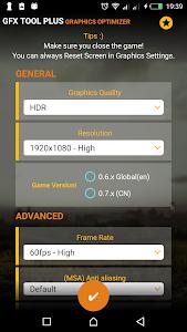 PUB GFX Tool Plus for PUBG - NOBAN 60FPS 1 0 1 + (AdFree) APK for