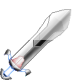 A sword made by Guardian_Cloudfox!