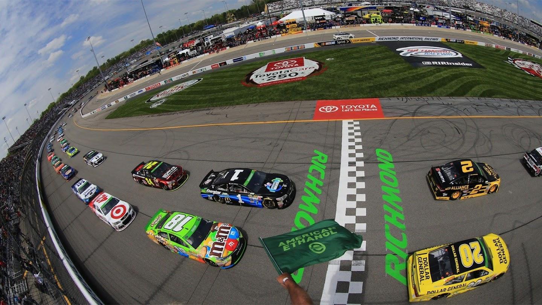 NASCAR Scan All