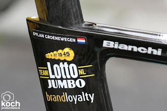 Photo: 01-07-2017: Wielrennen: Tour de France: DusseldorfFiets Dylan Groenewegen (LottoNL Jumbo), Tour