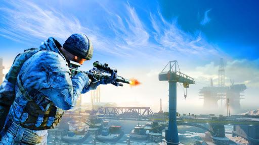 Army Sniper Shooter 2018: Commando Gun War  captures d'écran 2