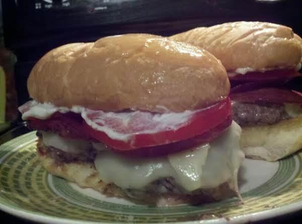 Italian Roman Burger