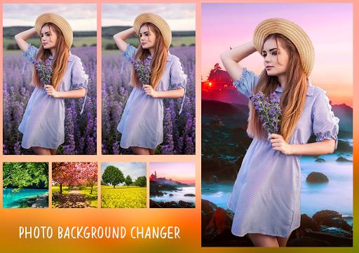 Photo Background Replace 2.6 screenshots 3