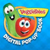 VeggieTales Digital Pop-up