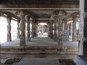 Photo: Melsithamur Jain Temple - 24 pillar Mandap