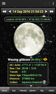 Daff Moon Phase - náhled