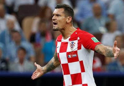 Kroatische verdediger Dejan Lovren voor één interland geschorst nadat hij zich kritisch uitliet tegenover Spanje op sociale media