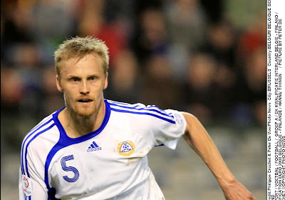 Hannu Tihinen, ex-Anderlecht, is er van overtuigd dat de Finnen morgen België kunnen kloppen