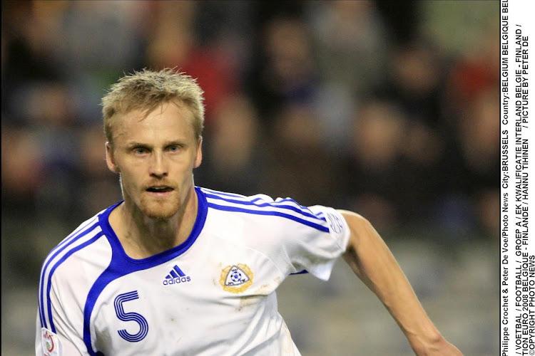 L'ancien Anderlechtois Hannu Tihinen convaincu que la Finlande peut battre la Belgique