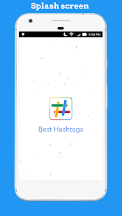 Best HashTags Official 2018 for Instagram - náhled