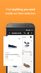 JUMIA Online Shopping APK screenshot thumbnail 2