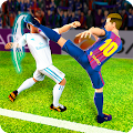 Football Players Fight Soccer download