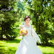 Wedding photographer Lyudmila Sulima (Lyuda09). Photo of 08.09.2015