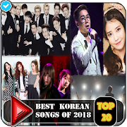 TOP 20 KOREAN MUSIC