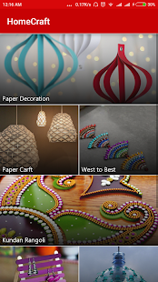 Home Craft - náhled