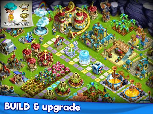 Farm Craft: Township & farming game apkmr screenshots 3