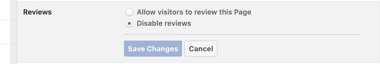 How to Remove Reviews from your Facebook Business Page 6