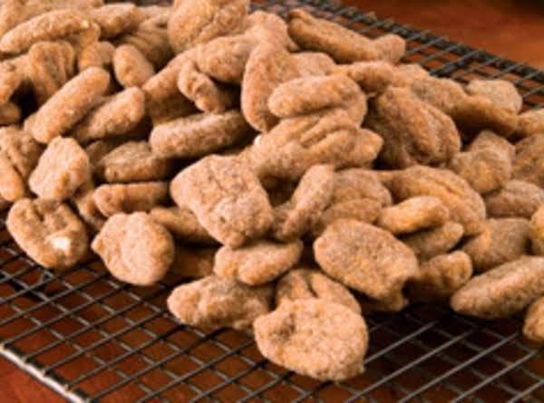 Al's Spiced Pecans Recipe