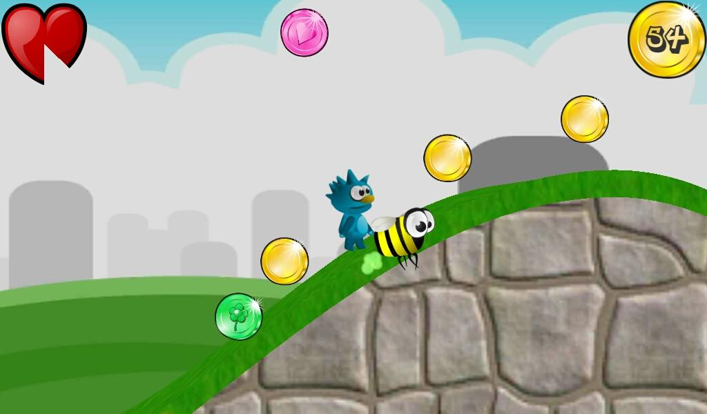 Remo Bubble Shoot Run- screenshot