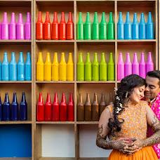 Fotógrafo de bodas Abhimanyu Sharma (abhimanyusharma). Foto del 02.11.2017