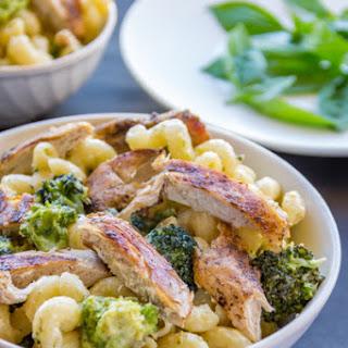 Chicken Broccoli White Sauce Recipes.