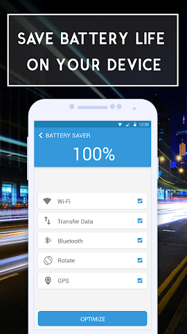 android Rapid Sweeper Memory Booster Screenshot 3