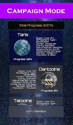 Pazaak Cantina - Card RPG ud83cudf0c 2.0.1.4 screenshots 3