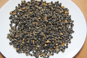 黒千石レシピ:カリカリ黒ちゃん・作り方