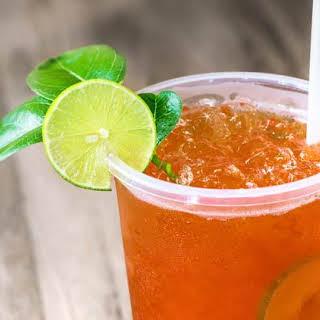 Long Island Iced Tea.