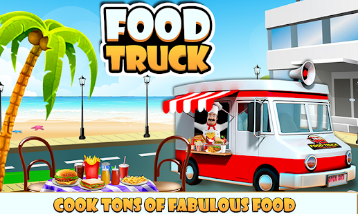 Food Truck Quick Restaurant Fast Cooking Game Screenshot Thumbnail