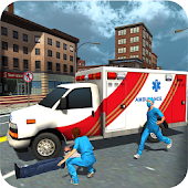 Ambulance  Driver City  Rescue
