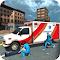 Ambulance  Driver City  Rescue file APK Free for PC, smart TV Download