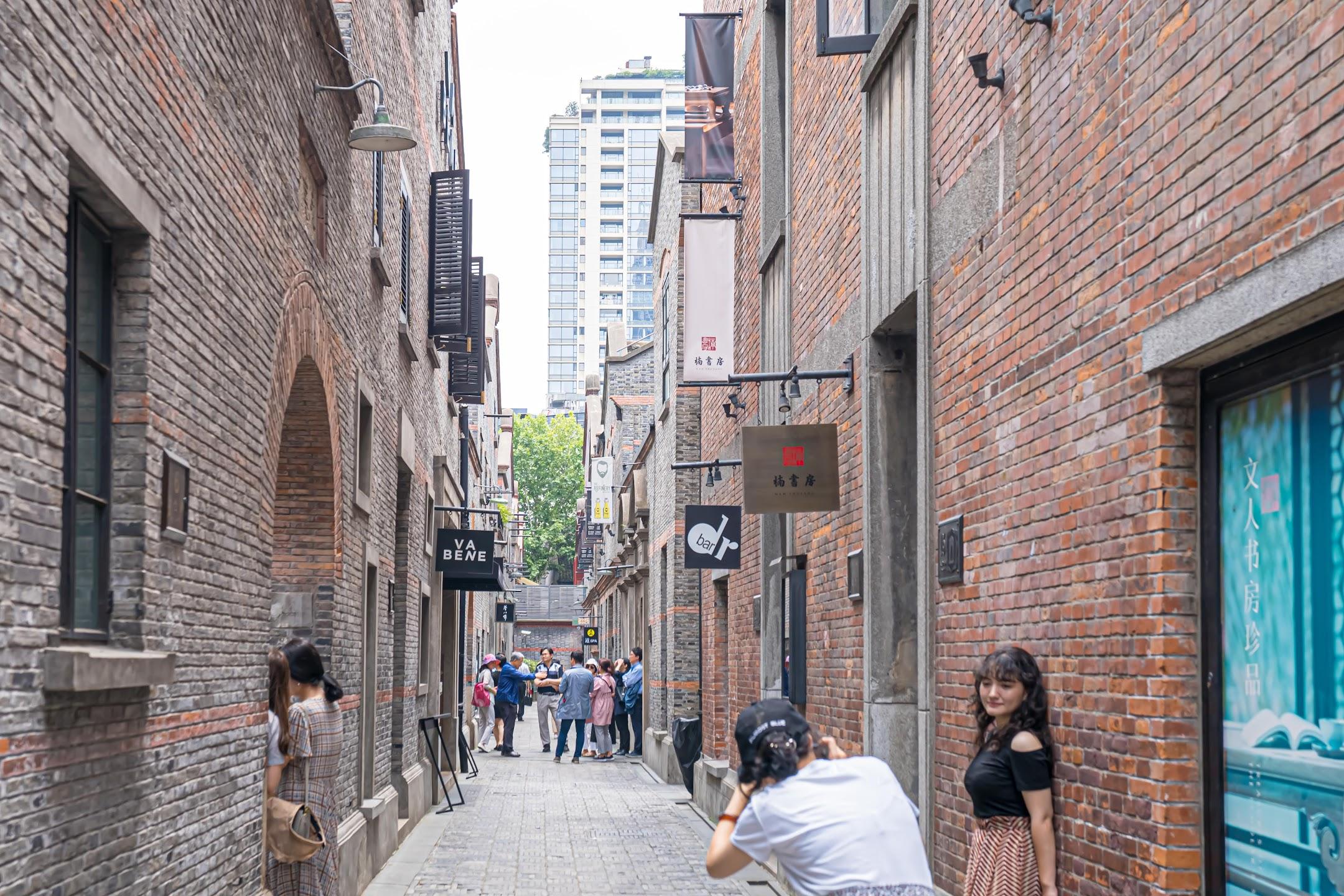上海 新天地 石庫門1