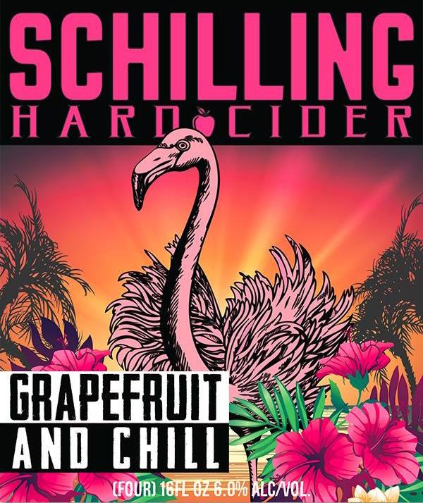 Logo of Schilling Grapefruit Cider