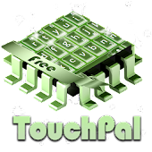 Spider Lime TouchPal