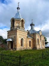 Photo: Semeliškių Šv. Nikolajaus Stebukladario cerkvė (1895)