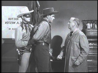 The Lone Ranger: Hi-Yo Silver, Away! - Mr. Trouble