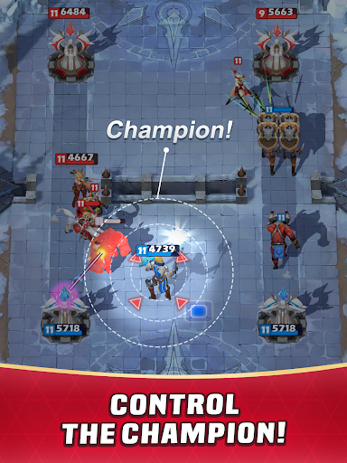 Champion Strike: Hero Clash Battle Arena apkmr screenshots 12