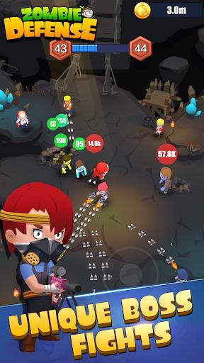 Zombie Defense: Battle Or  Death 0.3 screenshots 9