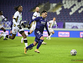 Homme du match à 18 ans : Anouar Aït El Hadj a fait forte impression contre Charleroi
